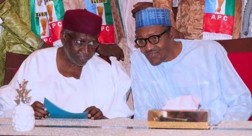 Buhari's chief of staff tests positive for coronavirus